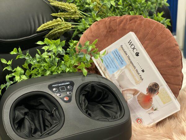 fodmassagepakke