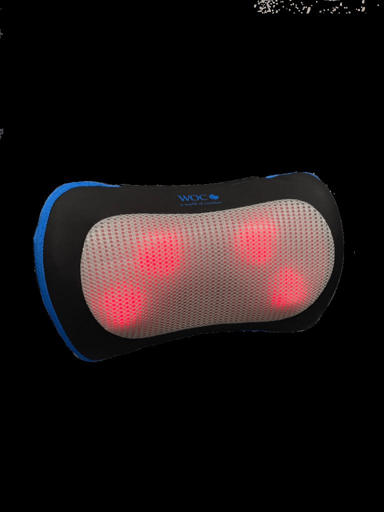 Massagepude Pluto Max med infrarød varme