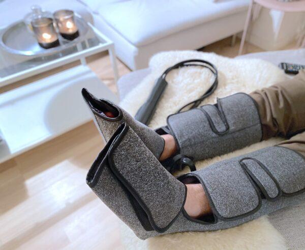 Moonbooth recovery boots for venepumpsmassage til hjemmet