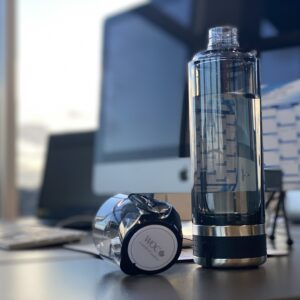 Hydrogen vandflaske Hydrogen waterbottle for better health